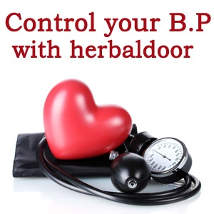 Cure blood pressure with herbaldoor